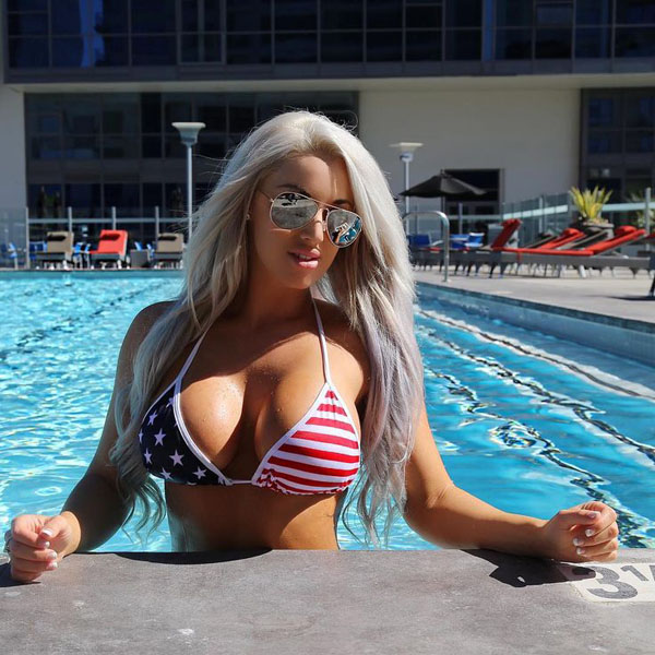 Instagram-Modell des Tages: Laci Kay Somers (43 Fotos)