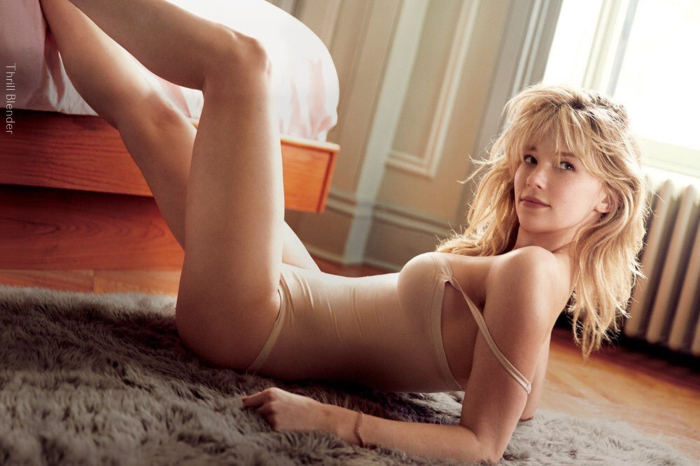 No Fap November Test: Haley Bennett heißesten Bilder
